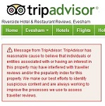 Thumbnail image for What does TripAdvisor's Red Badge look like?